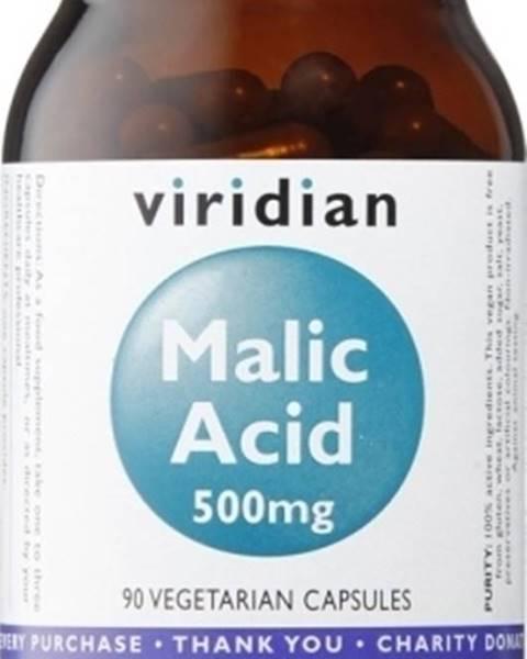 Viridian Viridian Malic Acid 500 90 kapsúl