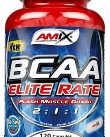 Amix BCAA Elite Rate 120 kapsúl