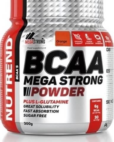 Nutrend BCAA Mega Strong Powder 300 g variant: pomaranč