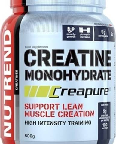 Nutrend Creatine Creapure Monohydrate 500 g