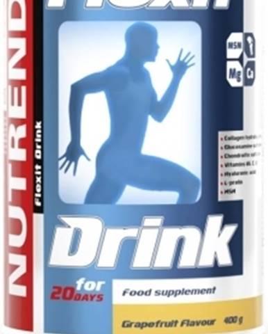 Nutrend Flexit Drink 400 g variant: broskyňa