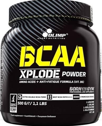 Olimp BCAA Xplode Powder 500 g variant: ananás