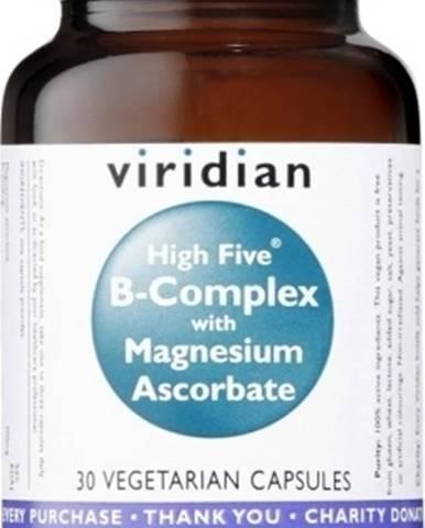 Viridian High B5 Complex with Magnézium Ascorbate 90 kapsúl