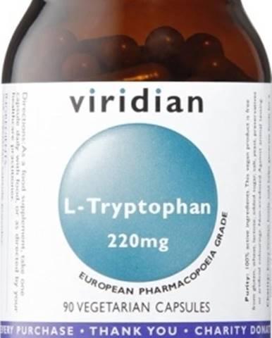 Viridian L-Tryptophan 220 mg 90 kapsúl