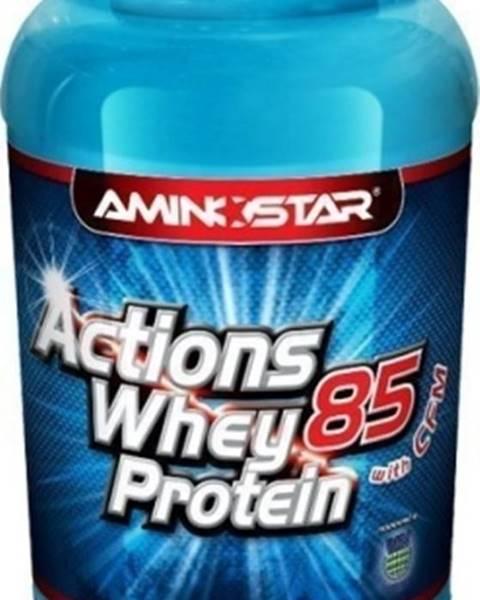 Aminostar Aminostar Whey Protein Actions 85 1000 g variant: banán