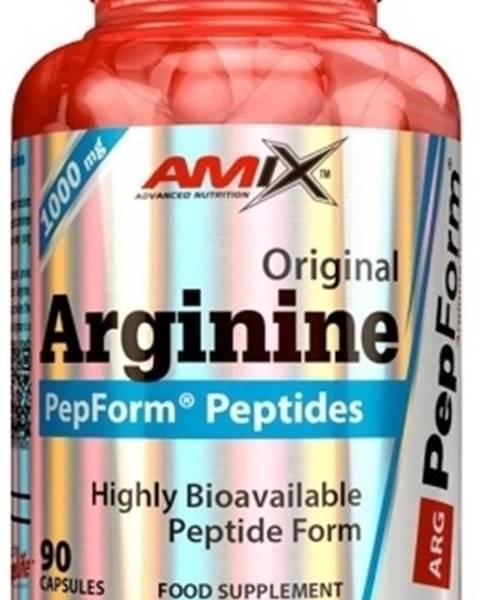 Amix Nutrition Amix Arginine Pepform Peptides 90 kapsúl