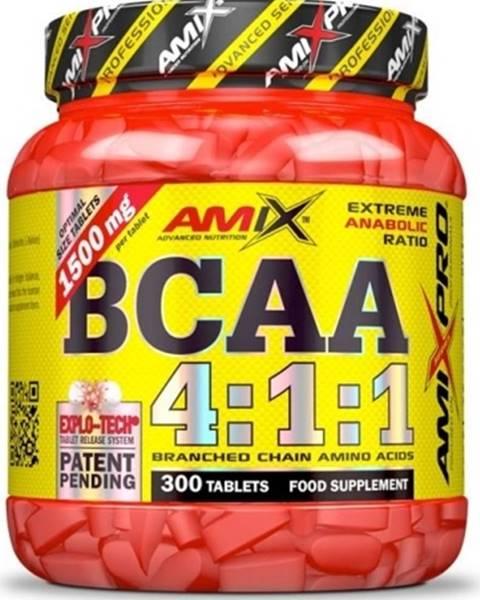 Amix Nutrition Amix BCAA 4:1:1 300 tabliet