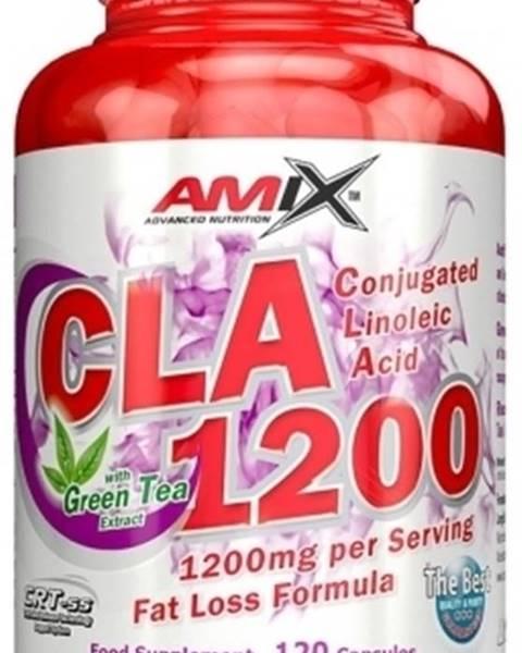 Amix Nutrition Amix CLA 1200 + Green Tea 120 kapsúl