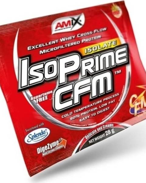 Amix Nutrition Amix Nutrition Amix IsoPrime CFM Isolate 28 g variant: banán