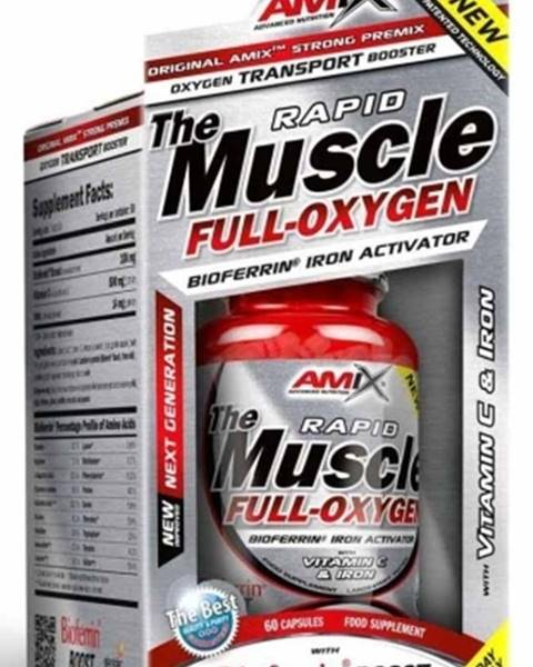 Amix Nutrition Amix Muscle Full-Oxygen 60 kapsúl