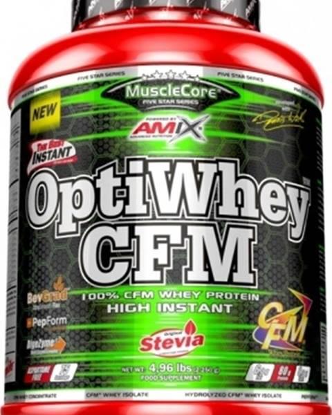 Amix Nutrition Amix Nutrition Amix MuscleCore OptiWhey CFM Instant Protein 2250 g variant: vanilka