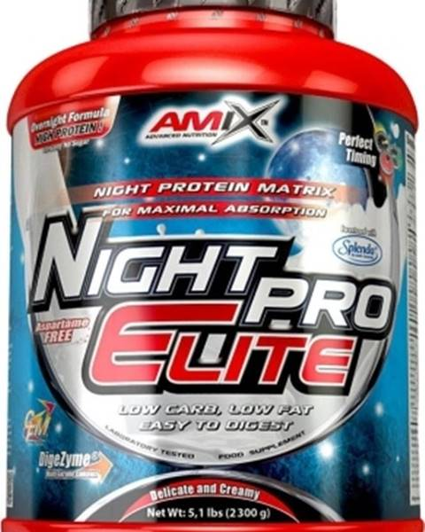 Amix Nutrition Amix Nutrition Amix NightPro Elite 2300 g variant: čokoláda