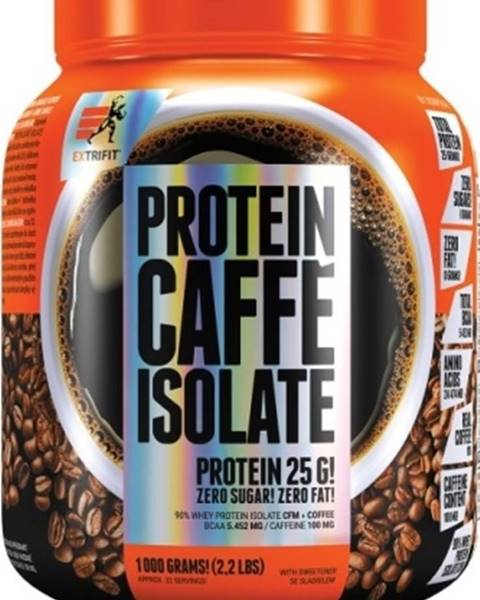 Extrifit Extrifit Protein Caffé Isolate 90 1000 g