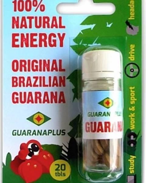 GuaranaPlus Guaranaplus Guarana 20 tabliet
