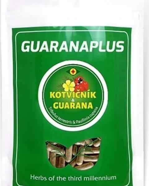 GuaranaPlus Guaranaplus Kotvičník Zemný + Guarana XL balenie 400 kapsúl