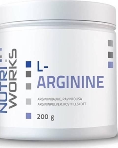 NutriWorks Nutriworks L-Arginine 200 g
