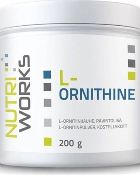 NutriWorks NutriWorks L-Ornithin 200 g