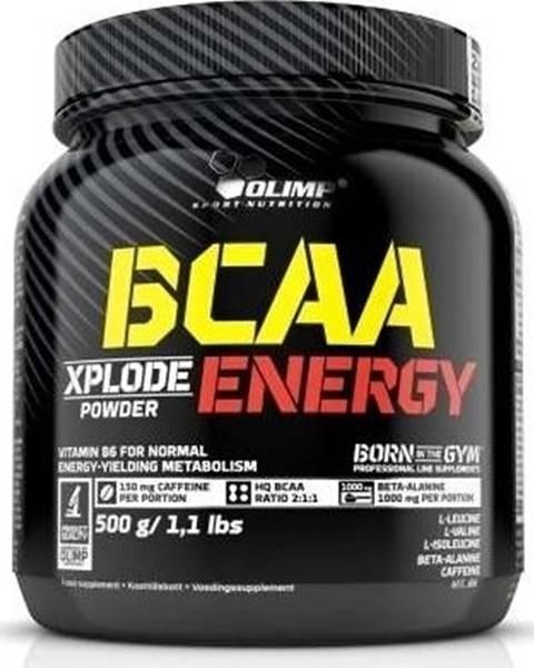 Olimp Olimp BCAA Xplode Energy 500 g variant: cola