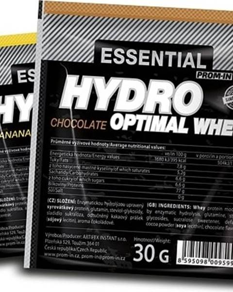 Prom-IN Prom-IN Hydro Optimal Whey 30 g variant: banán