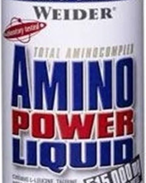 Weider Weider Amino Power Liquid 1000 ml variant: brusnica