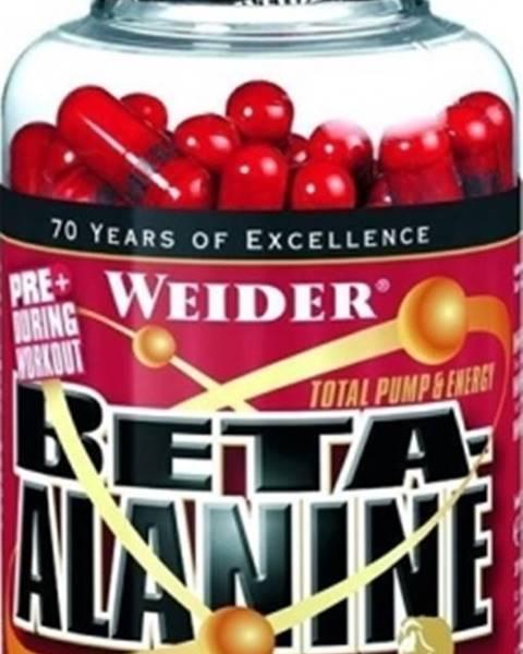 Weider Weider Beta Alanine 120 kapsúl