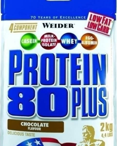 Weider Weider Protein 80 Plus 2000 g variant: banán