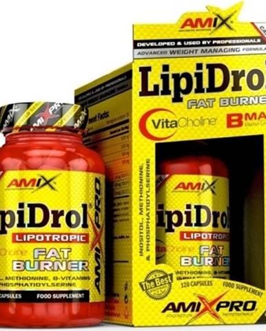 Amix Lipidrol Fat Burner 120 kapsúl