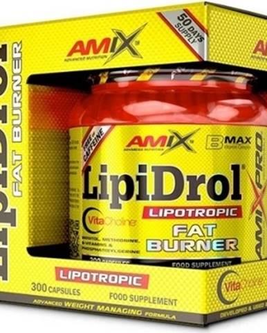 Amix Lipidrol Fat Burner 300 kapsúl