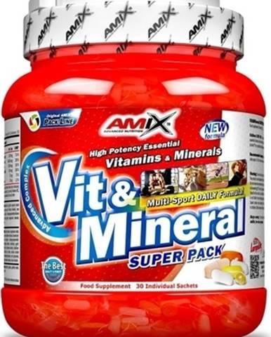 Amix Super Vit&Mineral Pack 30 sáčkov