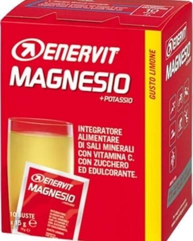 Enervit Magnesium + Potassium Sport 10×15 g variant: citrón