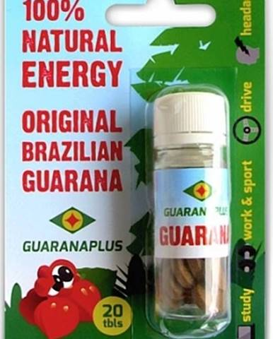 Guaranaplus Guarana 20 tabliet