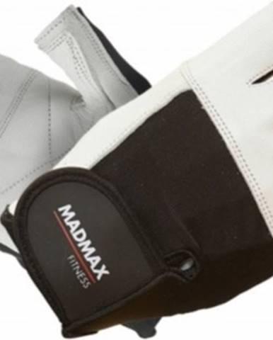 Madmax Rukavice Fitness MFG444 biele variant: L