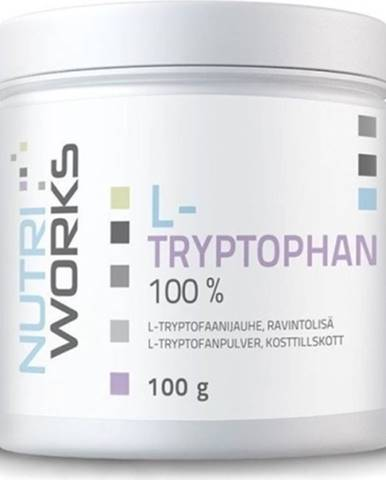 Nutriworks L-Tryptophan 100 g