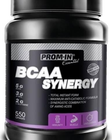 Prom-IN Essential BCAA Synergy 550 g variant: broskyňa