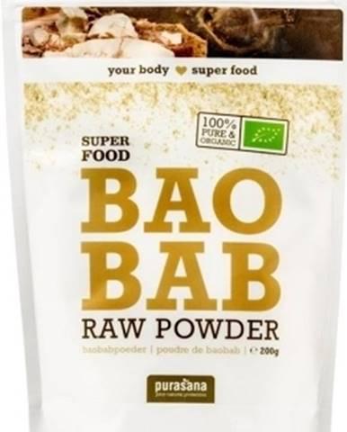 Purasana Baobab Powder BIO 200 g