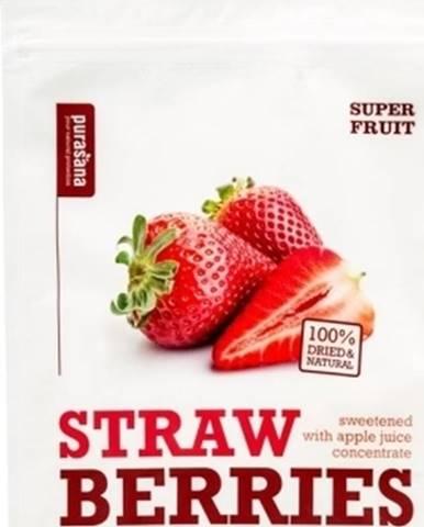 Purasana Strawberries 150 g