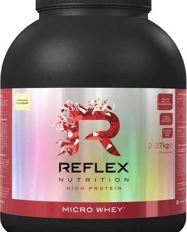 Reflex Nutrition Reflex Micro Whey 2270 g variant: banán