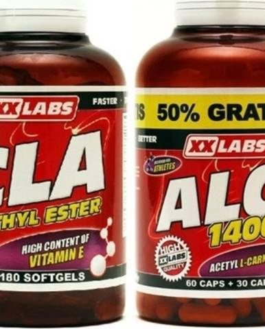 XXLabs CLA Ethyl Ester 60 kapsúl