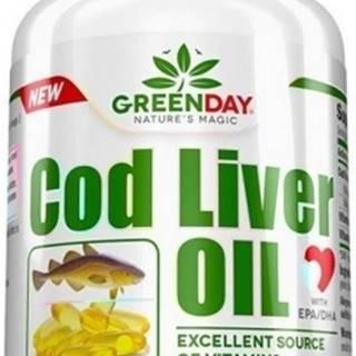 Amix Cod Liver Oil 90 kapsúl