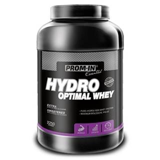 Prom-IN Hydro Optimal Whey 2250 g variant: banán