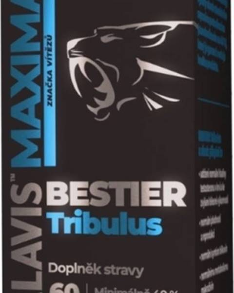 Alavis Alavis Maxima Bestier Tribulus 60 kapsúl