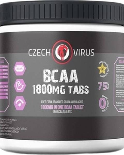 Czech Virus Czech Virus BCAA 1800 mg 150 tabliet