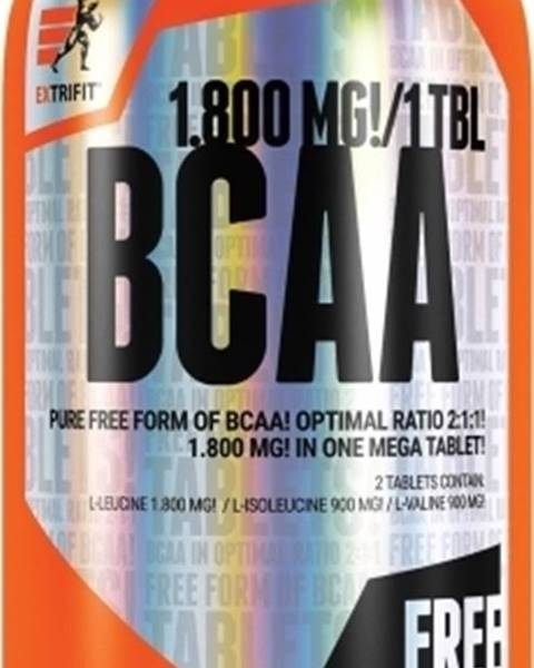 Extrifit Extrifit BCAA 1800 mg 150 tabliet