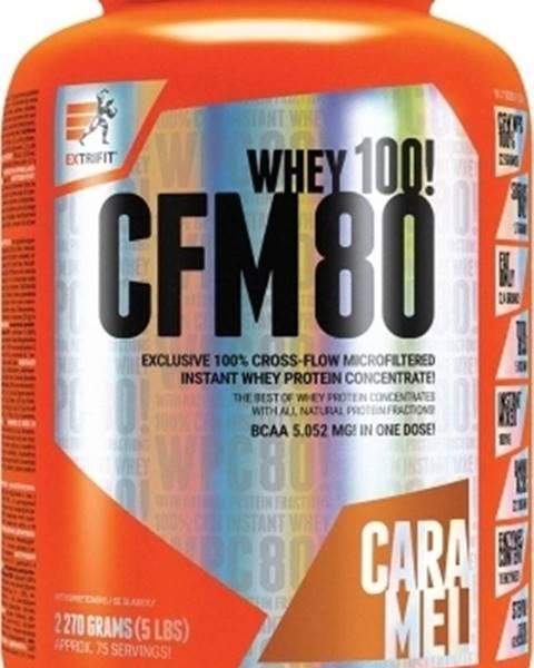Extrifit Extrifit CFM Instant Whey 80 2270 g variant: banán