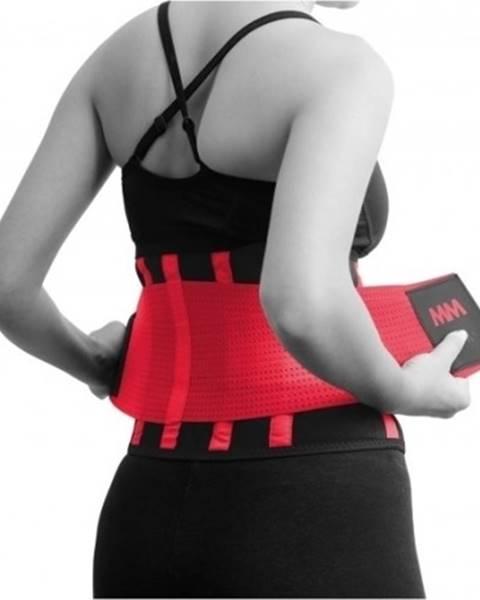MadMax Madmax Slimming Belt červený variant: L