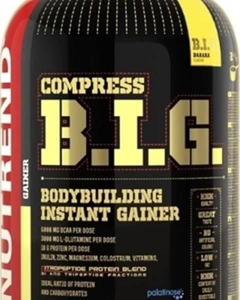 Nutrend Nutrend Compress B.I.G. 2100 g variant: banán