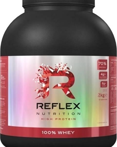 Reflex Nutrition Reflex Nutrition Reflex 100% Whey Protein 2000 g variant: čokoláda