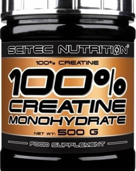 Scitec Nutrition Scitec 100 % Creatine Monohydrate 500 g
