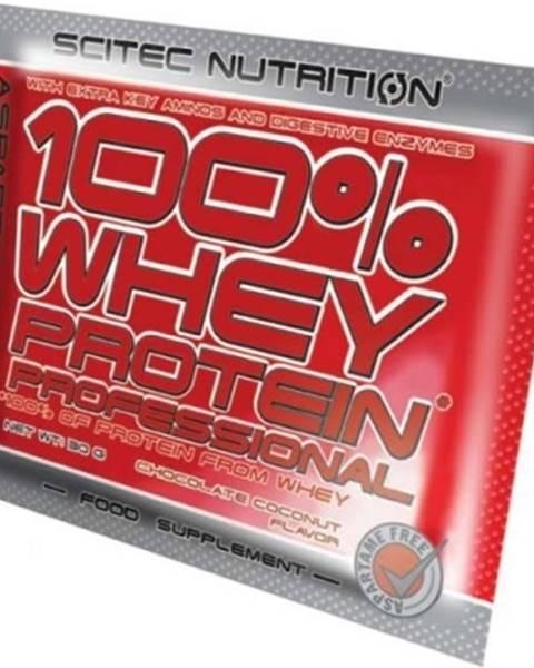 Scitec Nutrition Scitec Nutrition Scitec 100% Whey Protein Professional 30 g variant: banán