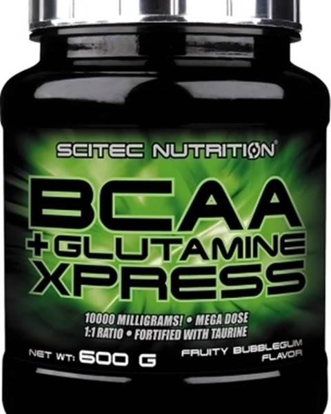 Scitec Nutrition Scitec Nutrition Scitec BCAA + Glutamine Xpress 600 g variant: jablko